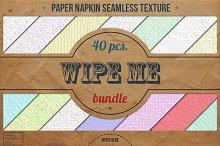 Napkin Seamless HD Textures Bundle