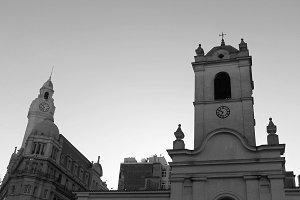 Cabildo Building in Buenos Aires