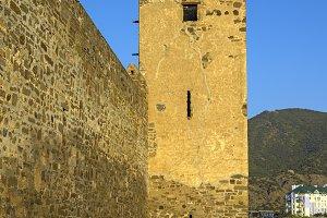 Genoese fortress in Sudak.