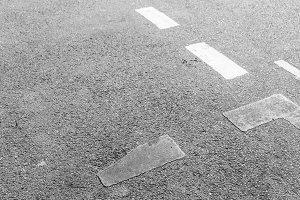 Road Detail Asphalt