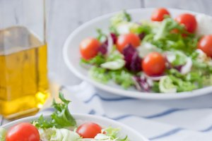 Cherry tomatoes Salad
