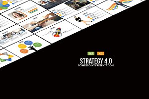 Strategy 4.0 Powerpoint Template
