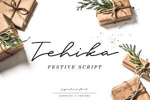 Tehika Script + Bonus