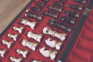 Chess in a case 5