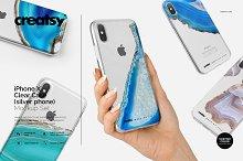 transparent tpu case