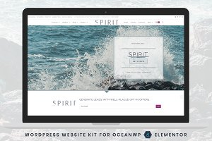 Sale! Spirit Website Kit