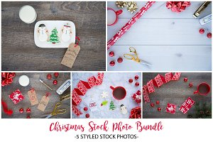 Christmas Stock Photo Bundle