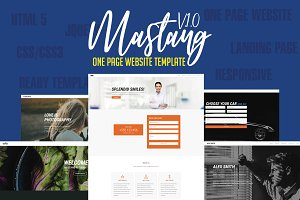 Mastang - Multipurpose Templates