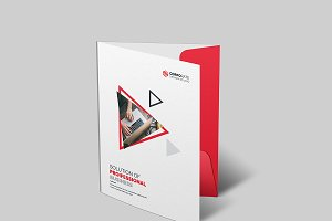 Simply Presentation Folder