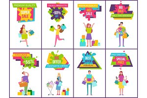 Premium Quality Collection on Vector Illustration