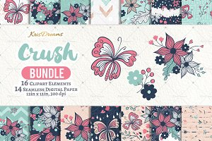 Crush Digital Paper