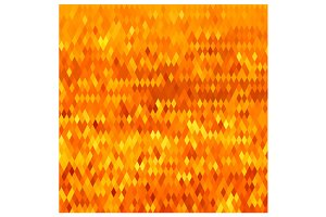 Yellow Weave Abstract Low Polygon Ba