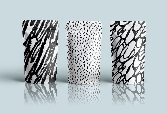 Calligraphy patterns in Patterns - product preview 7