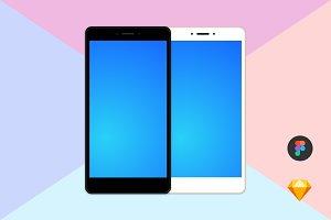 Xiaomi Mockup