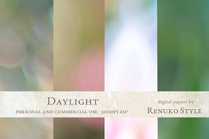 Daylight Photoshop Textures