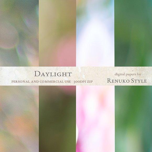 Daylight Photoshop Textures