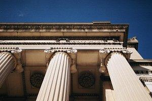 Columbia University Columns
