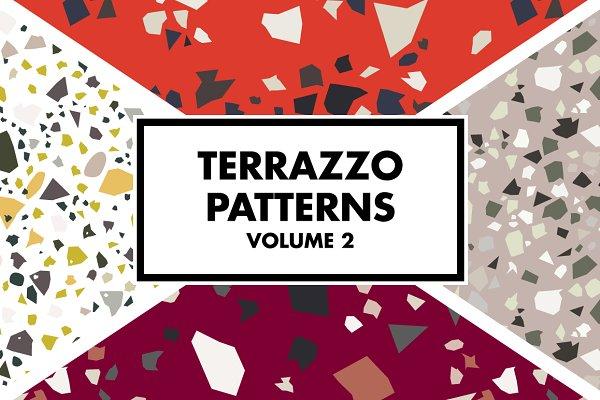Terrazzo Patterns Volume 2