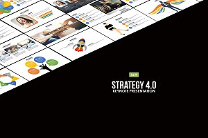 Strategy 4.0 Keynote Template