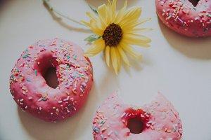 Pink Doughnuts Bundle