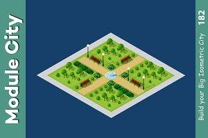 City park Garden module