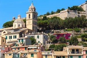 Portovenere town, Liguria, Italy