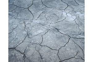 Cracked Ground Background