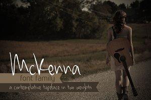 McKenna Font Family