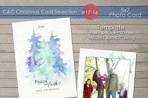 Christmas Photo Card Selection 17-16
