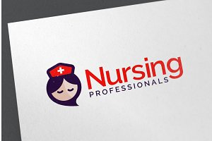 Nursing Logo Template