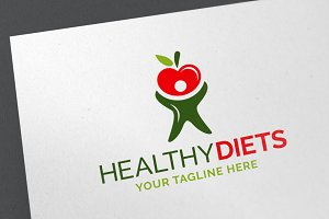 Healthy Diets Logo