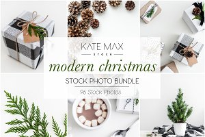 Modern Christmas Stock Photo Bundle