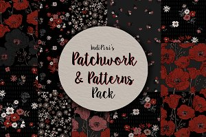 Patchwork Pattern Pack