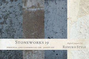 Stoneworks 19 Photoshop Textures