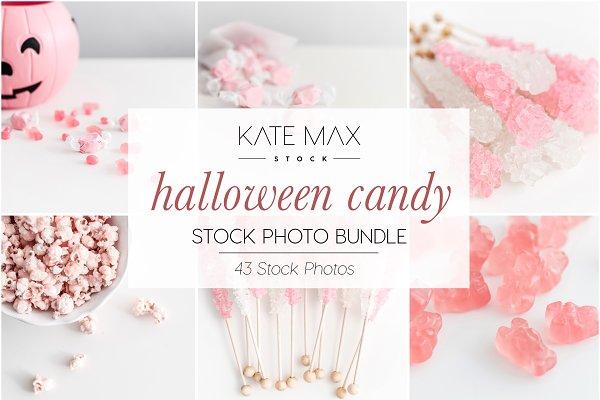 Blush Halloween Candy Photo Bundle