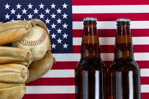 Baseball and beer for the holiday