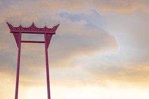 Monument swing