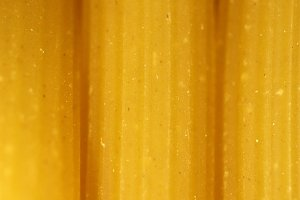 Pasta Texture. Macro