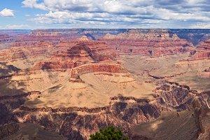 Grand Canyon south Rim Panorama