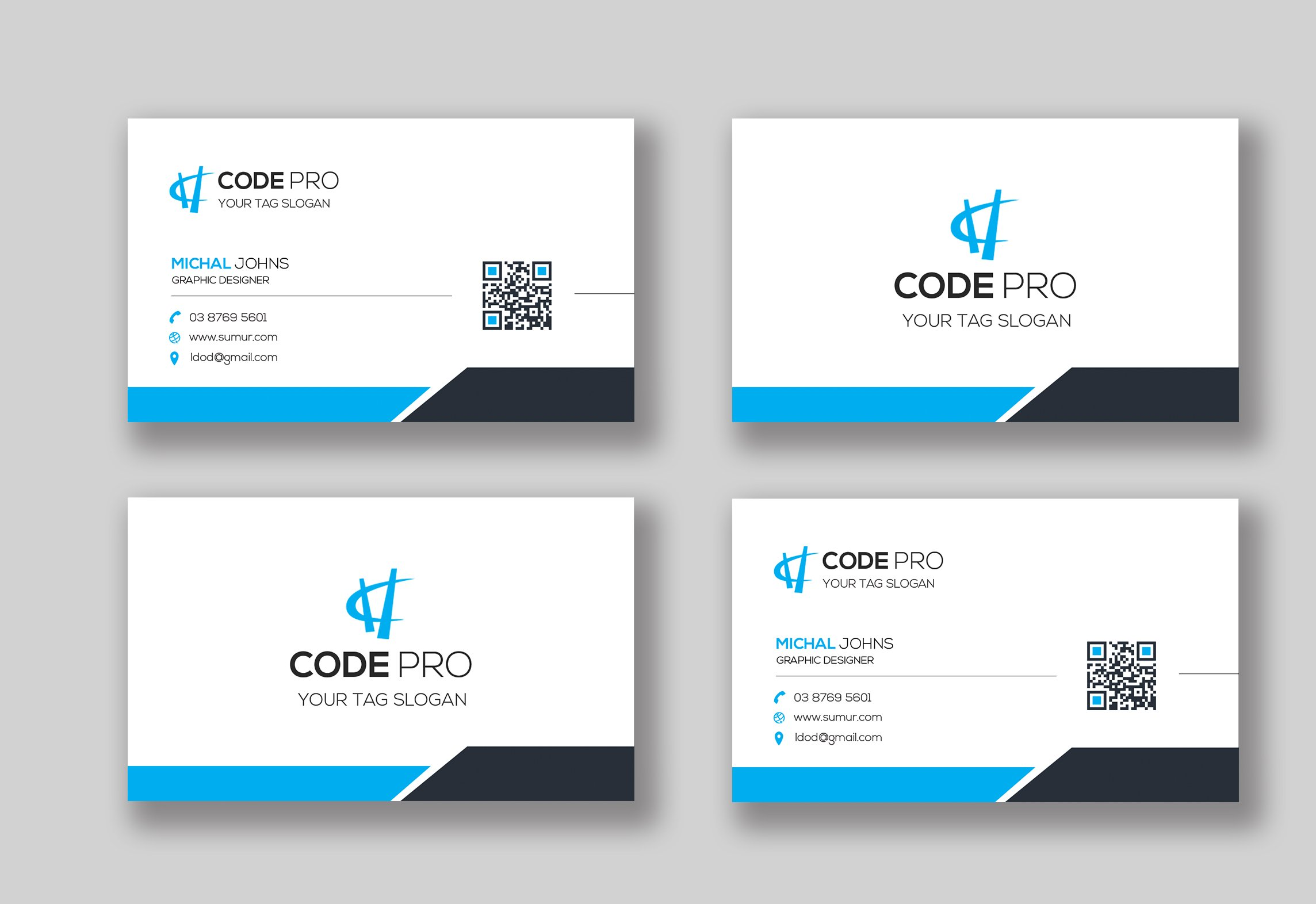How To Create Business Cards In Word. Beautiful Collection Of ...