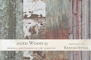 Aged Wood 21 Photoshop Textures