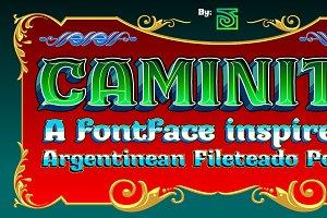 Caminito - Font family