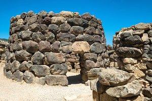 Ruins of ancient city
