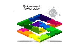 Technical cover for your projects