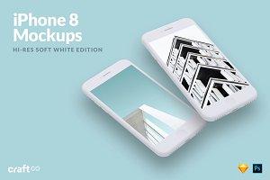 iPhone 8 Mockups