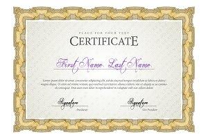 Certificate184