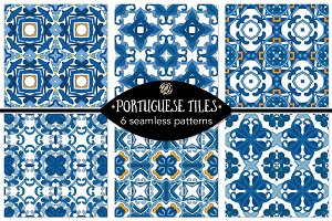 Set 97 - 6 Seamless Patterns