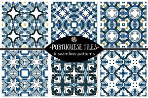 Set 99 - 6 Seamless Patterns