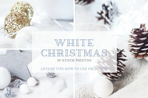 All White Christmas