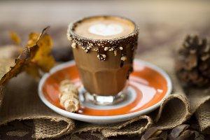 Seasonal Coffee Beverage 1